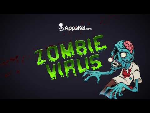 iPhone, iPod, iPad game trailer Zombie Virus Blast
