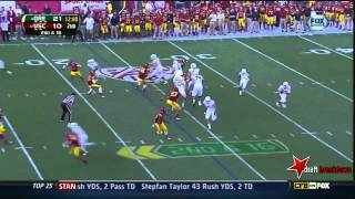 Hayes Pullard vs Oregon (2012)