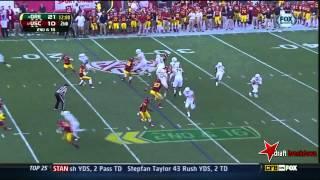 Hayes Pullard vs Oregon (2012)