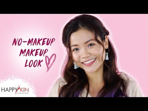 Hướng Dẫn Trang Điểm Tự Nhiên No-Makeup Makeup ft. Ashley Van