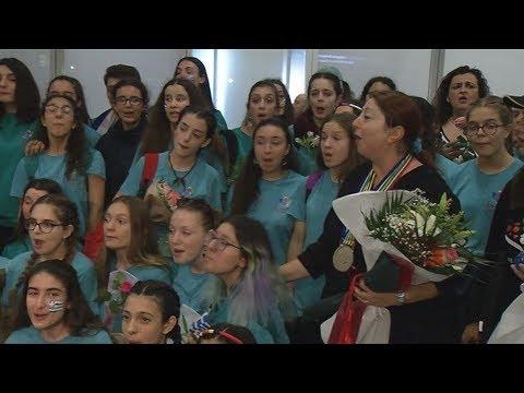 Δύο χρυσά για την παιδική χορωδία Rosarte στην 10η Ολυμπιάδα Χορωδιών