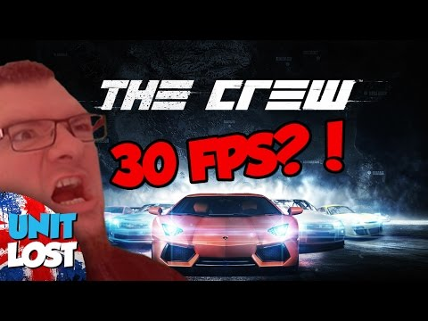 30fps - Kirioth is not impressed by Ubisoft's attitude to decent FPS and The Crew. ♥ PATREON CAMPAIGN! http://www.patreon.com/unitlost ♥ SUBSCRIBE! https://www.youtube.com/subscription_center?add_user...