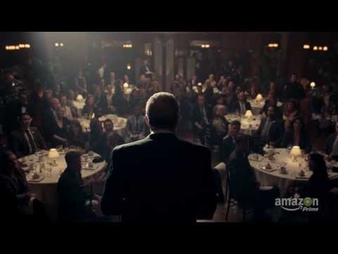 """Hand of God"" Comic Con Trailer (HD) Ron Perlman"