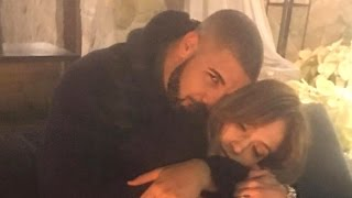 Drake Admits to Drunk Texting Jennifer Lopez in New Track