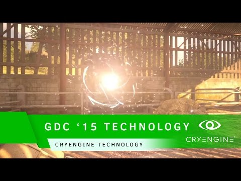CryEngine 3'ten iki muhteşem video yayınlandı