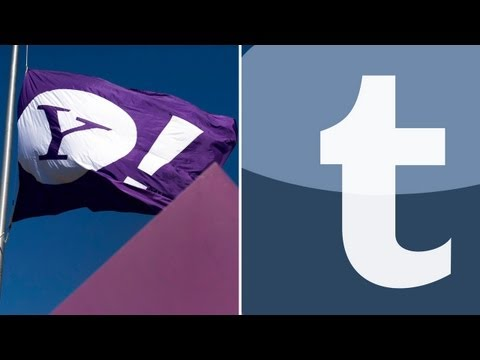 tumblr - Yahoo is said to be interested in acquiring social blogging site Tumblr for a reported $1 billion.