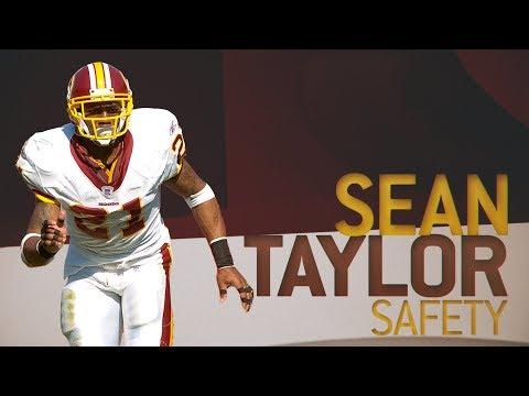 Video: Remembering Sean Taylor | NFL Legend Highlights