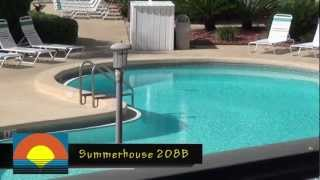 Unit 208-B Summerhouse Panama City Beach Condo