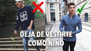 Video Cómo VESTIR si estás en tus 20's | Humberto Gutiérrez MP3, 3GP, MP4, WEBM, AVI, FLV Desember 2018