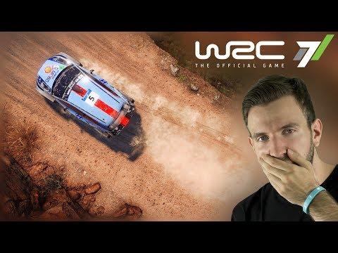 SYNÁTOROVO PROFESIONÁLNÍ RALLY | WRC 7 #01