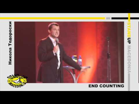 Stand Up Macedonia – END COUNTING