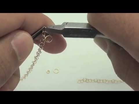 how to fasten clasp on necklace