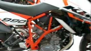 2. KTM 990 Supermoto R 999 ccm 116 Hp 2012 * see Playlist