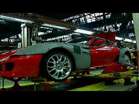 maranello - We take a rare tour inside the Ferrari factory and learn the unique way they make each car a piece of art.