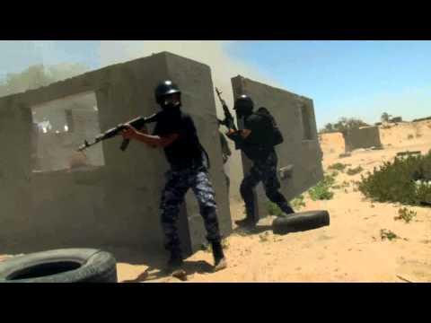انشودة التدخل وحفظ النظام (( الشرطة الفلسطينية ))