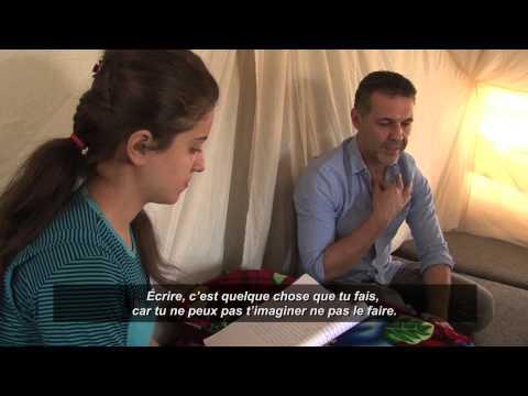Iraq : Khaled Hosseini en visite