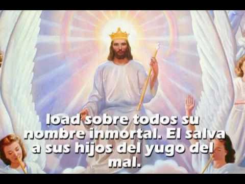 Himno 141. A Dios sea gloria
