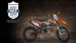 10. 2014 Best Enduro: KTM 350 EXC-F - Auto Trader Best Bike Awards