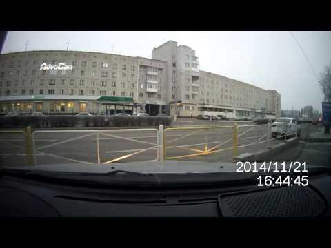 Авария с Пешеходом в Ленинградской области