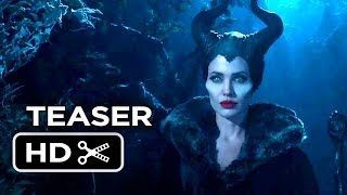 Nonton Maleficent Official Teaser Trailer  1  2014    Angelina Jolie Movie Hd Film Subtitle Indonesia Streaming Movie Download