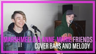 Video Marshmello & Anne-Marie - Friends || Bars and Melody COVER MP3, 3GP, MP4, WEBM, AVI, FLV Agustus 2018
