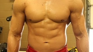 How to build a ripped and muscular chest: http://sixpackshortcuts.com/rd9b Hey man, it's Mike Chang and today I'm going to give you the three best tips for b...