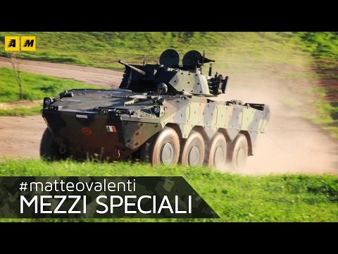 IVECO Freccia VBM, 8X8 e 27 TON. Difesa ASSOLUTA Esercito Italiano - 4K