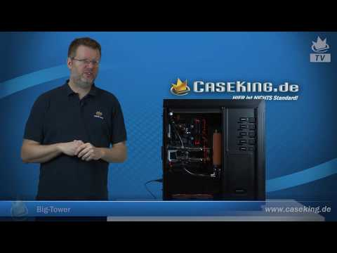 PC Computer Gehäuse Kaufberatung - Caseking TV