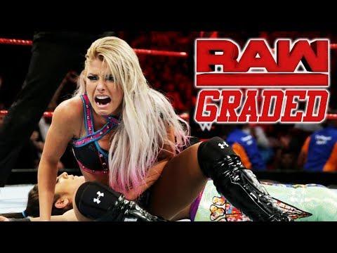 WWE Raw London: GRADED (14 May)