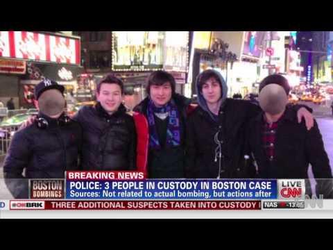 Three Friends Of Boston Marathon Bomb Suspect Dzhokhar Tsarnaev Have Been Jailed