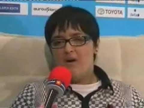 Serbia 2007: Interview with Marija Šerifovic