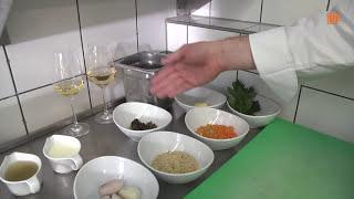 Weinbergschnecken Suppe | Rezeptempfehlung Topfgucker-TV