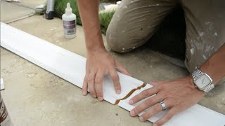 Get Perfect Seams Joining Trim and Mouldings