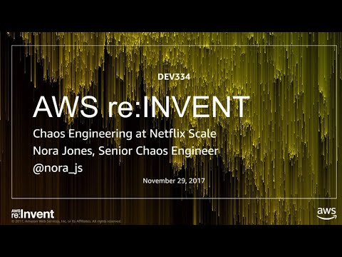 Chaos Engineering at Netflix