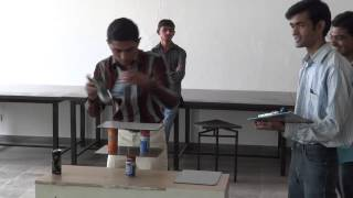 Fastest time in College one minute games Bhavin Hadiya.