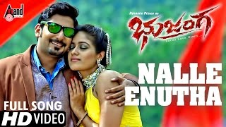 Nalle Enutha Song from Bhujanga Movie