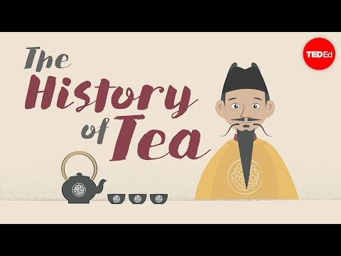 Tea has a Long Fascinating History