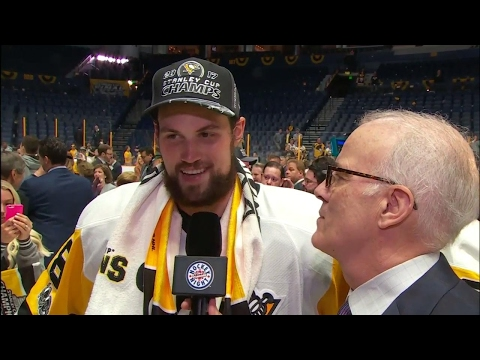 Video: Dumoulin on winning 2nd Cup: You get one, you don't want to see anyone else lift it