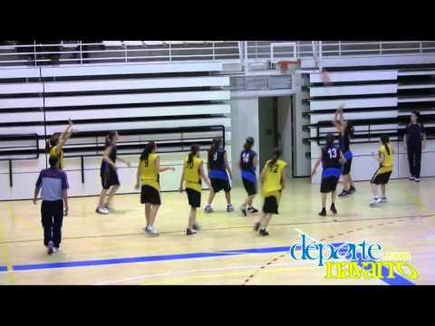 Lagunak vs CB Burlada (12/0211)