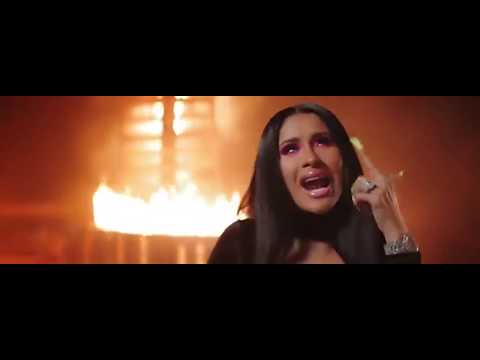 Cardi B - Press (Music Video)
