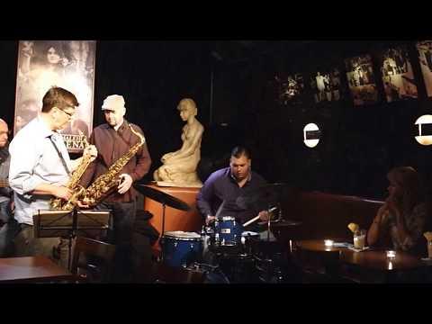 U Maleho Glena, Jazz Club, Prag, 11. August 2016