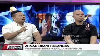Video [Dialog] Jadi Tersangka, Ahmad Dhani: Ulah Jongosnya Penguasa MP3, 3GP, MP4, WEBM, AVI, FLV April 2018
