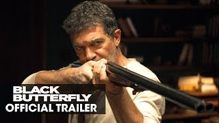 Nonton Black Butterfly (2017 Movie) – Official Trailer - Antonio Banderas Film Subtitle Indonesia Streaming Movie Download