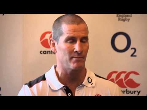 Stuart Lancaster speaks out against abuse from the stands