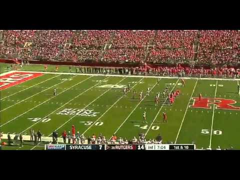 Shamarko Thomas vs Rutgers 2012 video.