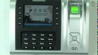 Biometric Access Systems-Q2 Fingerprint Access Control And Time Attendance