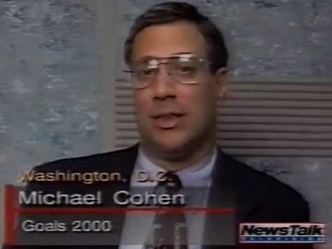 American Education Standards A Threat To Nation? (NewsTalkTV, 1995)