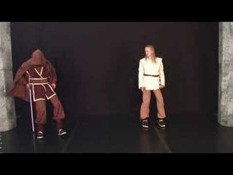 Use the Force Bloopers