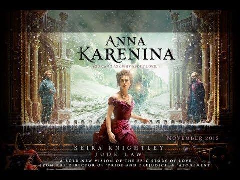 Drama - ANNA KARENINA - TRAILER | Keira Knightley, Jude Law, Aaron Taylor-Johnson