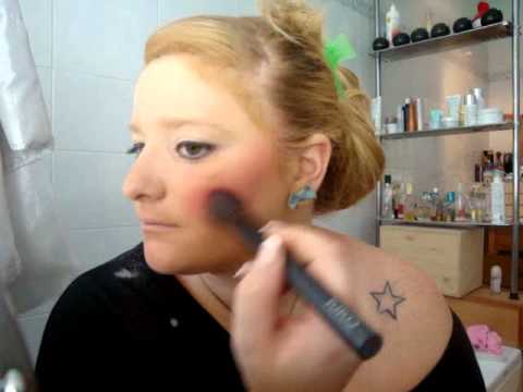 Tutorial,anni 50...pin up style